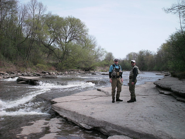 Fly fishing salmon river 2008 flickr photo sharing for Salmon fishing in ny