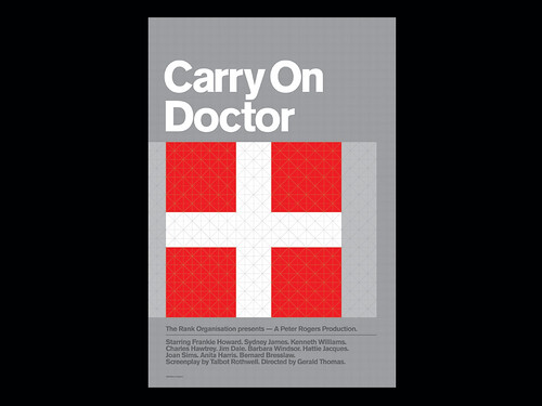 Giclee Print_Carry On Doctor