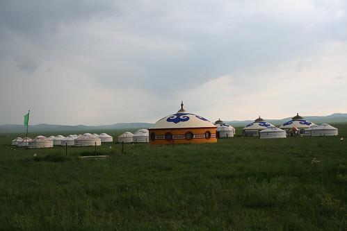 Gers Mongolia Interior
