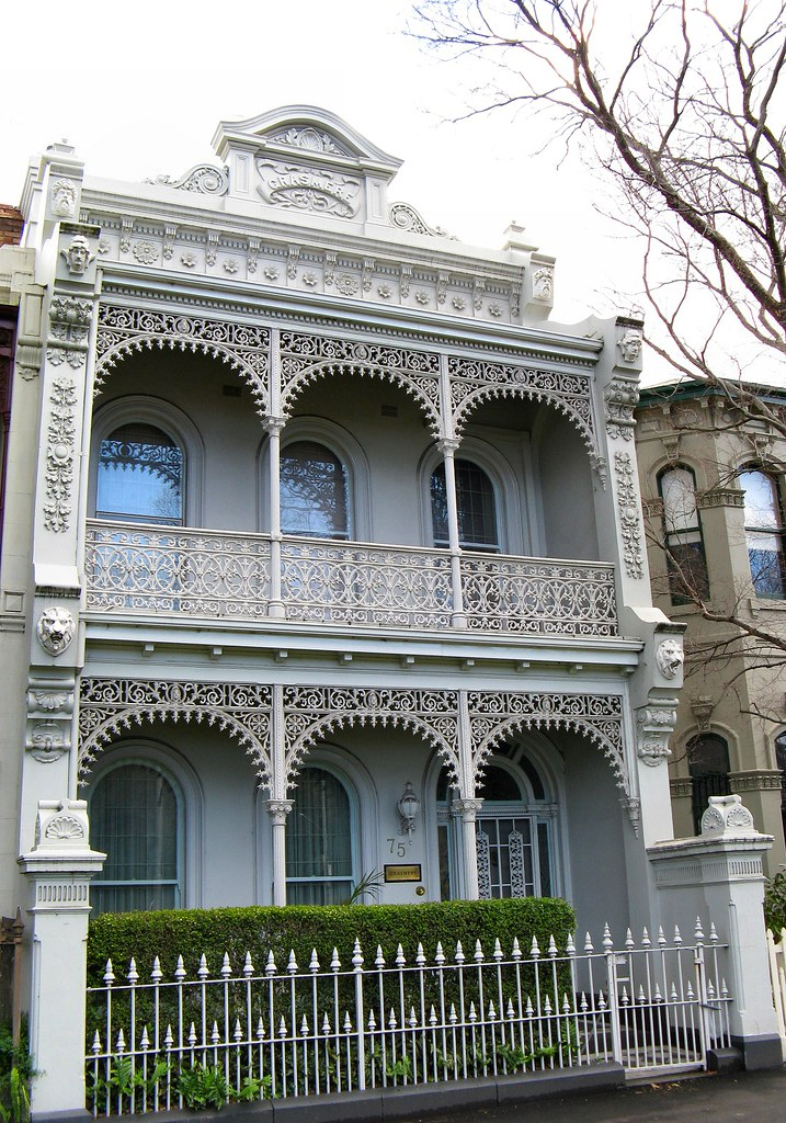 Melbourne 39 s marvellous historic residences page 3 for Home architecture melbourne