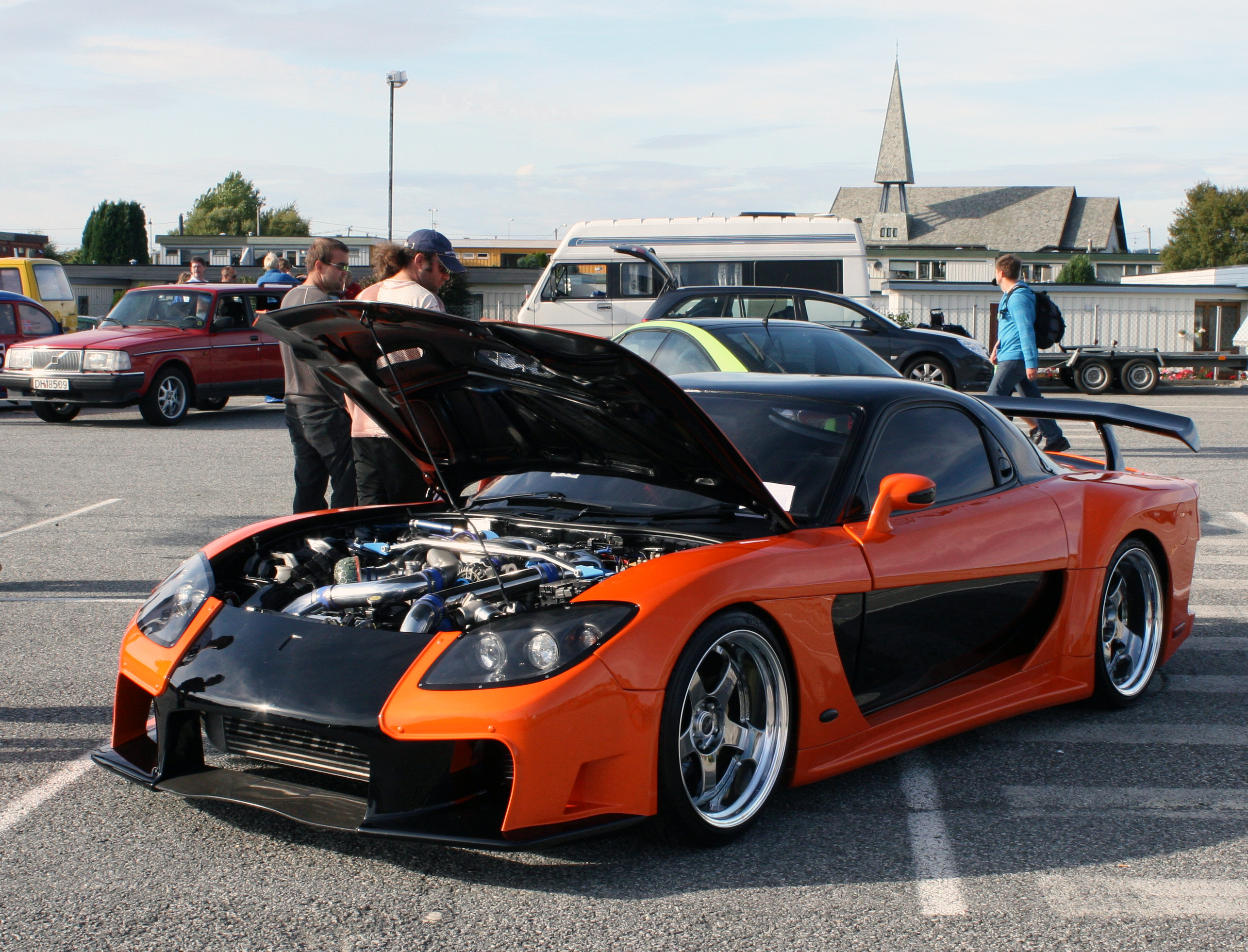 Mazda Rx 7 Flickr Photo Sharing
