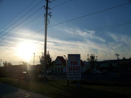 canada sunrise ottawa earlymorning bluesky clearsky barrhaven sunnyday fallowfieldroad