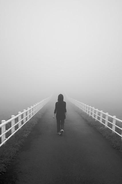 красивые черно белые фото людей #15
