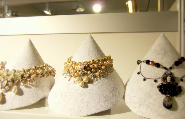 Revamp- London Fashion Week - Kotomi Jewellery