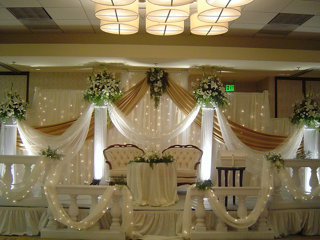 Arabian wedding Decoration Wedding Stage Decoration