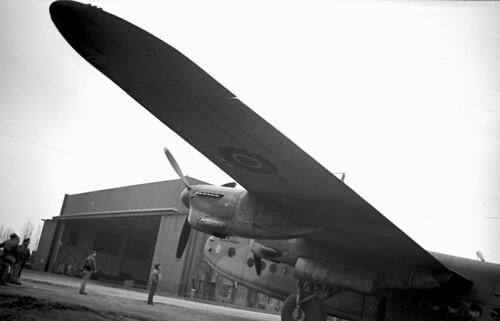 Avro York 3.5 20 wide angle Elmar 57 01
