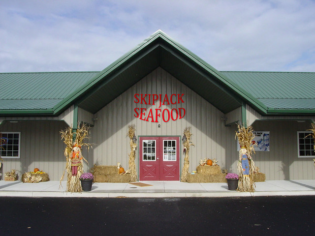 Skipjack seafood in salisbury maryland flickr photo