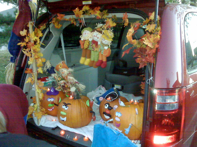 trunk or treat and christians | just b.CAUSE