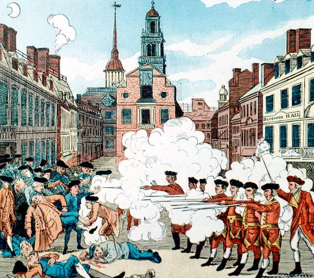 what caused the boston massacre The boston massacre, known as the incident on king street by the british, was an  incident on  this however is no reason why the town should not call the  action of that night a massacre, nor is it any argument in favour of the governor  or.