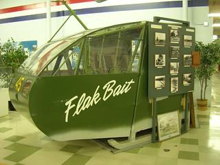 Waco CG-4 Combat Glider Cockpit 1