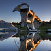 Falkirk Wheel HDR 4 by Neil_Henderson