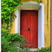 The RED! Door by Fraggle Red
