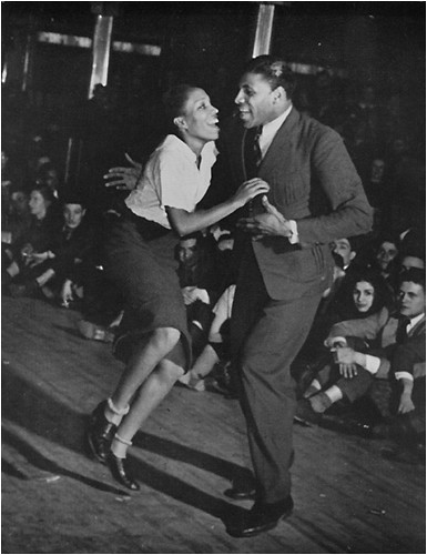 Harlem swing in the 1930's by trudeau