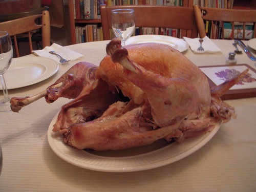 Turkey Plated