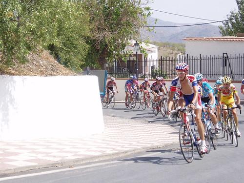 Vuelta a españa 2006 Albondon