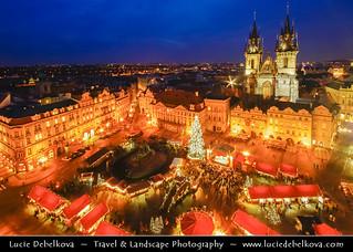Czech Republic - Merry Christmas from Prague