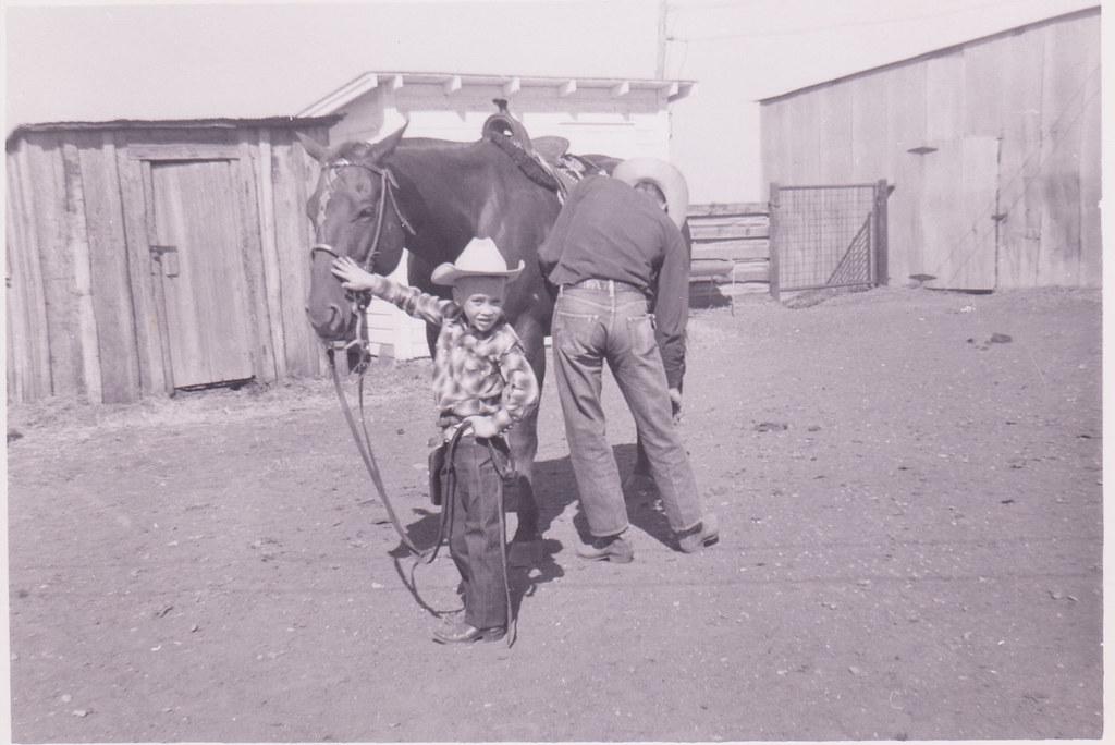 Me Playing Cowboy