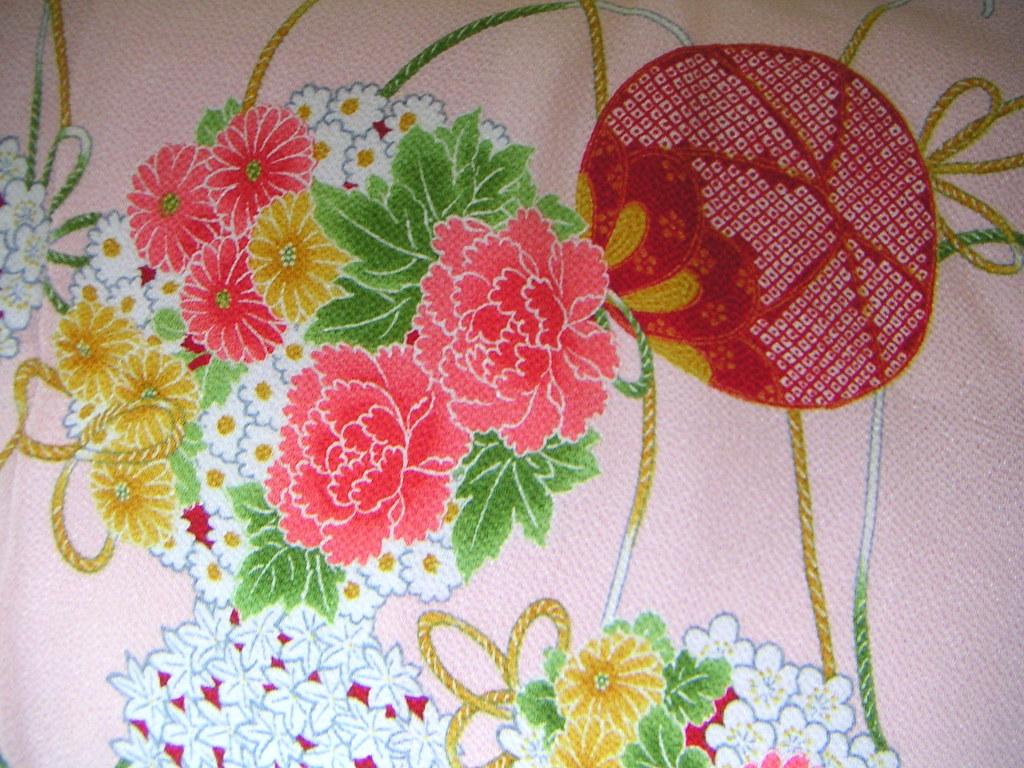 japanese silk scarf 1
