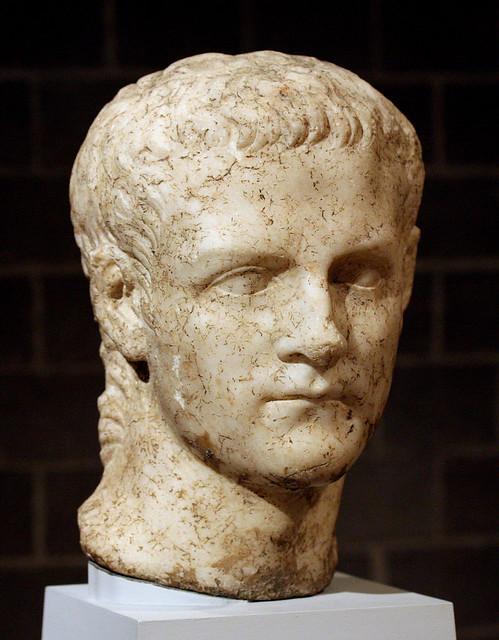 Caligula: Portrait at Yale University
