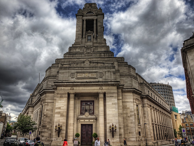 The Masonic Temple In London Flickr Photo Sharing