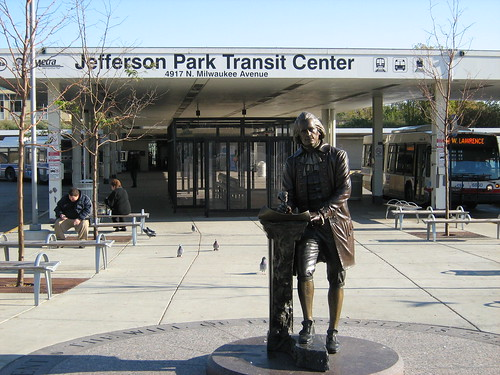 Jefferson Park Transit Center