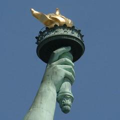 Lady Liberty's Torch