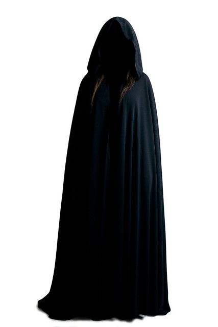cloaked figure | Flickr - Photo Sharing!