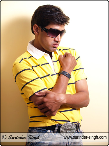 Indian Male Models Photo Shoots