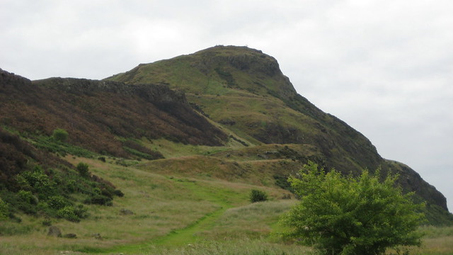 Arthur's Seat by CC user Sheep purple on Flickr