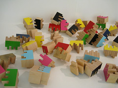 wooden block, toy block, play, toy,