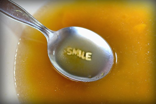 Have a Chicken Soup and Smile