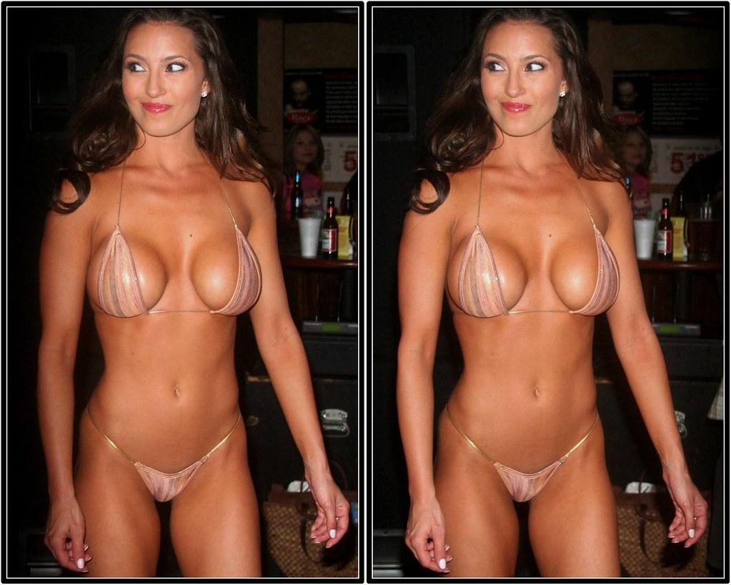 Bikini model tropic-5408