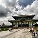 Todai-ji Temple, Nara, Japan by ` Toshio '