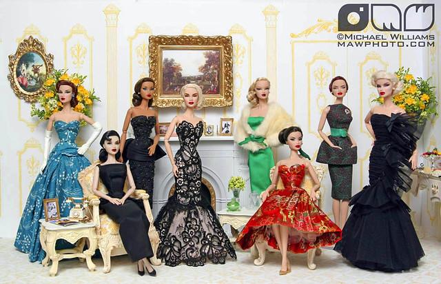 Фото платья для куклы