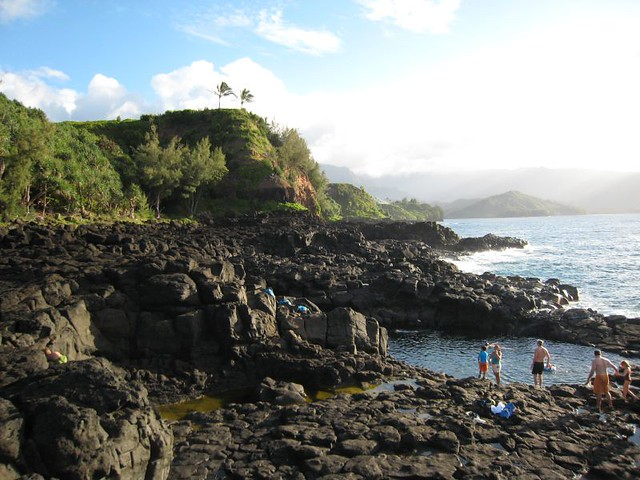 Una Piscina Natural Junto Al Mar En Hawaii 101 Lugares Increibles