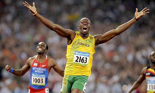 Usain Bolt -- Triumph