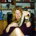 Tiger python juvie by Three-X