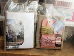 Kit for Laisy Daisy pattern