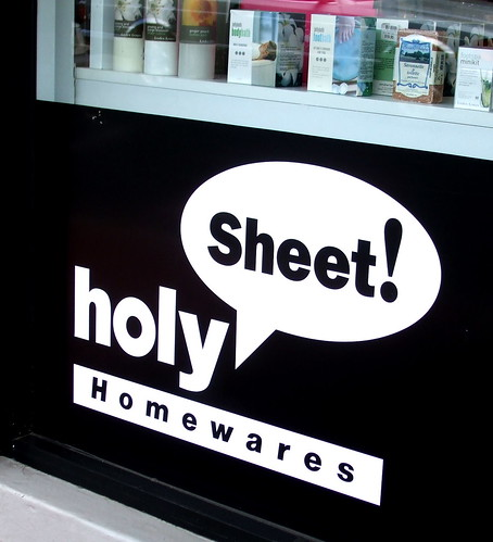 Holy Sheet! Homewares, Western Australia
