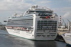 Crown Princess (Passenger (Cruise) Ship)