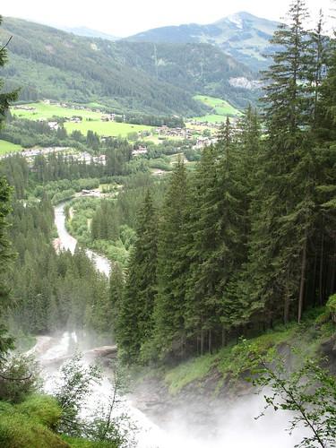 Nationalpark Hohe Tauern - Krimmler Wasserfälle Austria
