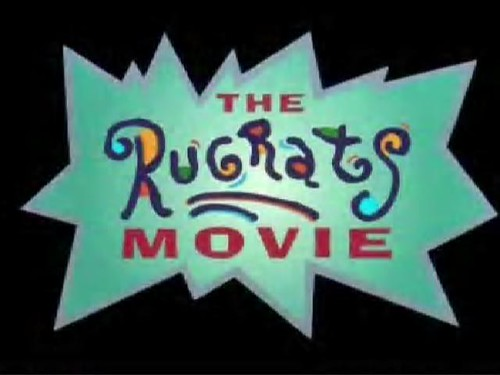 The Rugrats Movie title screen - a photo on Flickriver