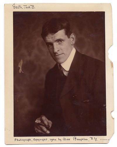 Jack B Yeats photo