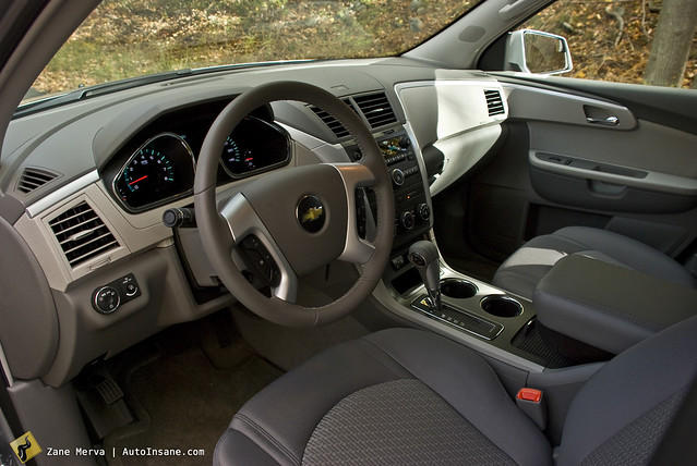 2009 Chevrolet Traverse Interior Flickr Photo Sharing