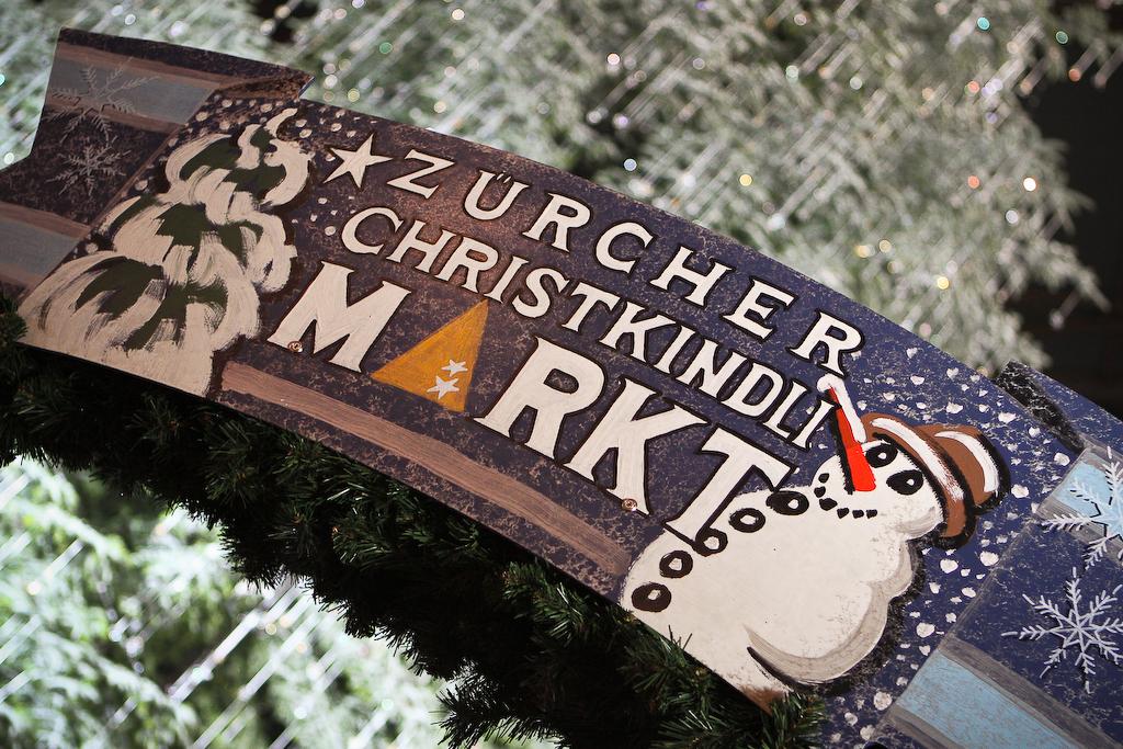 Zürcher Christkindlimarkt