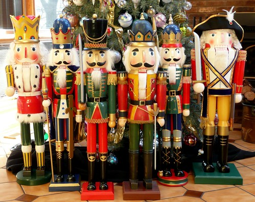 The Big Nutcrackers