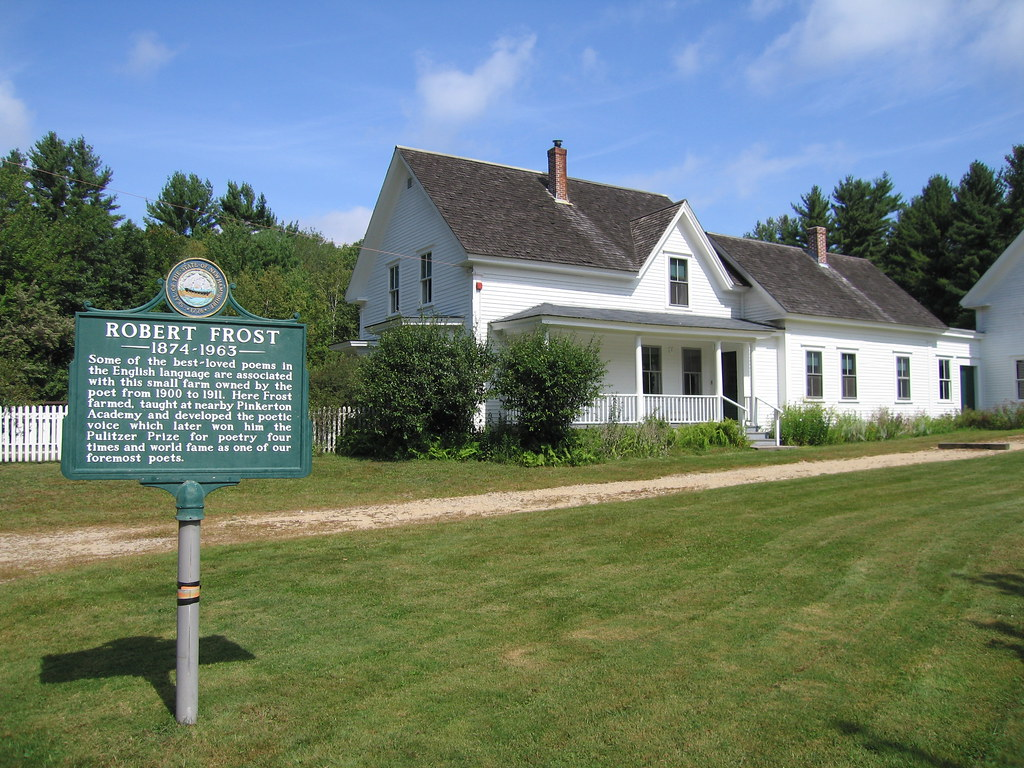 Robert Frost House, New Hampshire