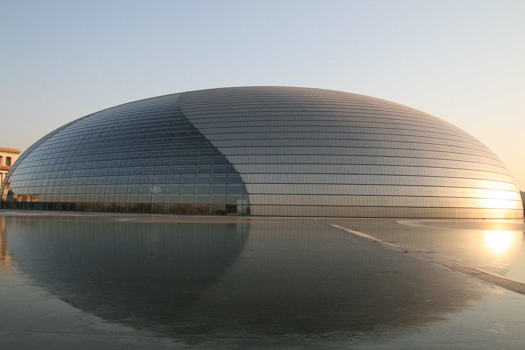 National Centre for the Performing Arts - Beijing, China
