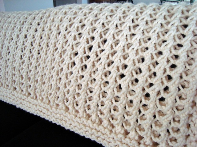 Crochet Afghan Pattern For Wedding Gift : White Wedding Afghan Flickr - Photo Sharing!