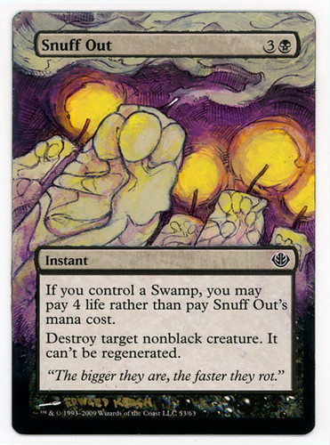 mtg snuff out